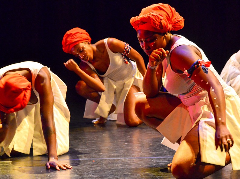 African Performance arts