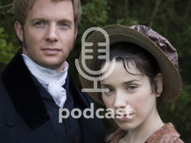 luister de podcast over Jane Austen