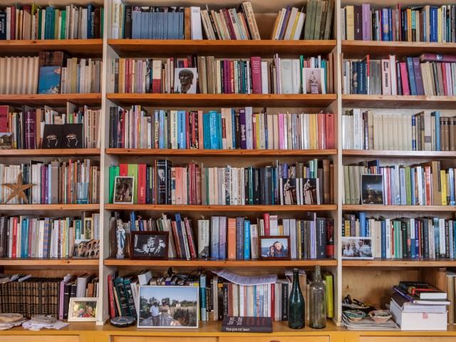 De Boekenkast Van Oek De Jong