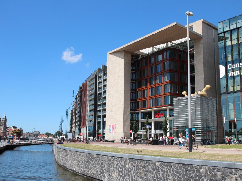 oba oosterdok, central library