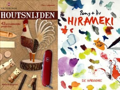 Geliefde Top 10: knutselboeken voor kinderen & volwassenen &HX59